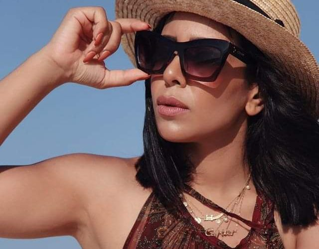 رانا السيحيمي تكشف نصائح للحفاظ على البشرة بالصيف